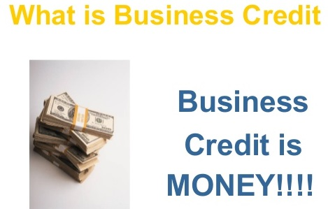 WHAT IS BUSINESS CREDIT