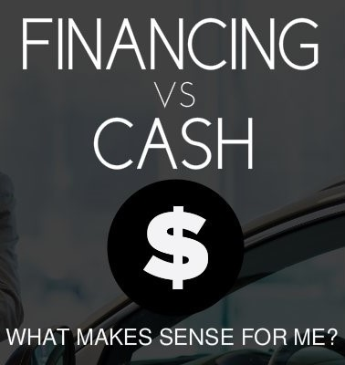 Financing v. Cash - Which is Best for Me When Buying Equipment or Software?