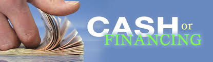 Use Your Cash or Use Financing?