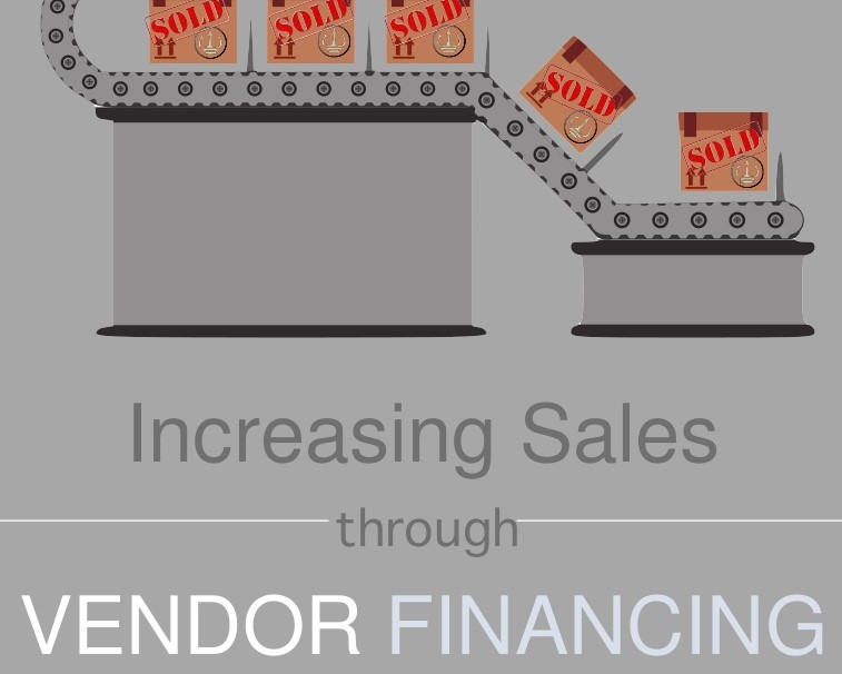 Equipment Vendors Need the Right Financing Partner