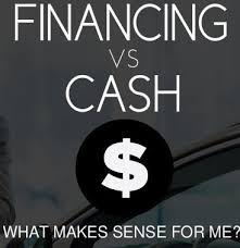 Is it Better to Use Cash Instead of Financing?